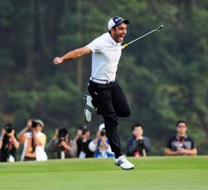 Molinari seeks debut victory at Indian Open