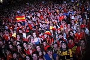 Euro 2012: Russia and Spain fined over racist fans
