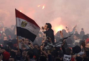 Football riot verdicts spark deadly clashes in Egypt