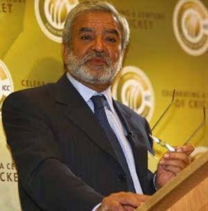 India wants Pakistan out of every sport: Ehsan Mani