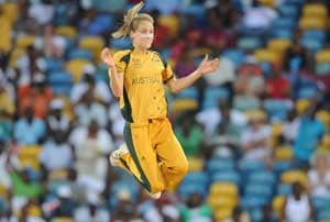 Cricketer and footballer Ellyse Perry: Australia's two-in-one sporting pride