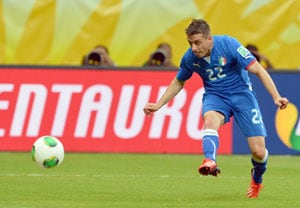 Transfer news: Emanuele Giaccherini leaves Juventus for Sunderland