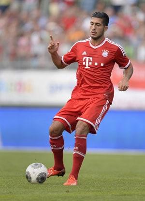 Bayern Munich's Emre Can signs four-year Bayer Leverkusen deal
