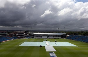 First day in second England-New Zealand Test washed out