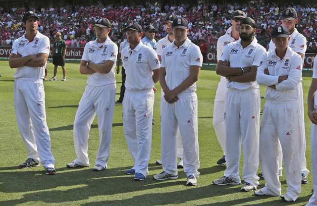 The Ashes: English cricket in despair after humiliation