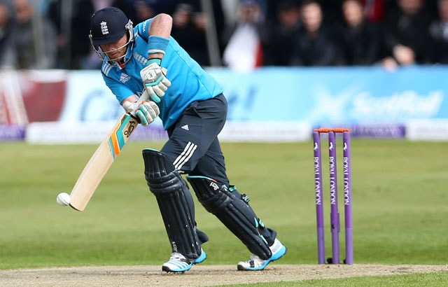 England Beat Scotland by 39 Runs in Rain-Affected ODI