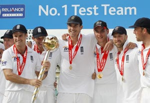 Cricket in 2011: Fixing row overshadows England's rise
