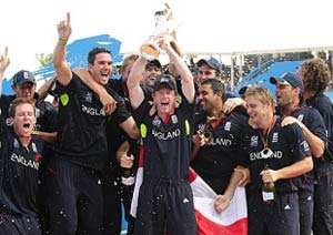 India grouped with England in World Twenty20