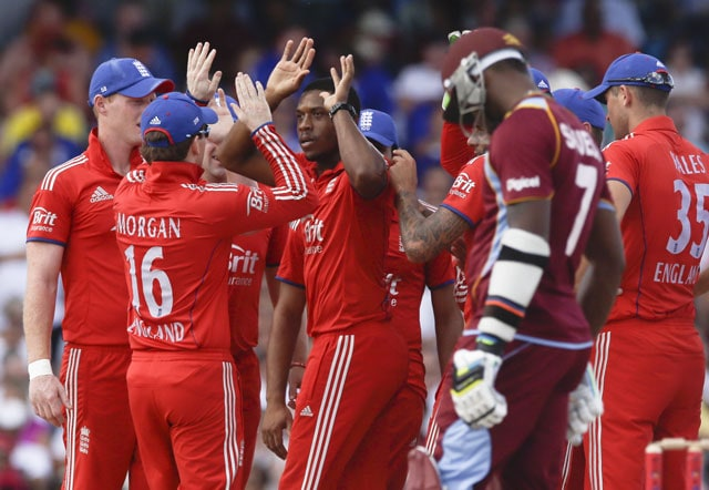 England win last T20, lose series to West Indies 2-1