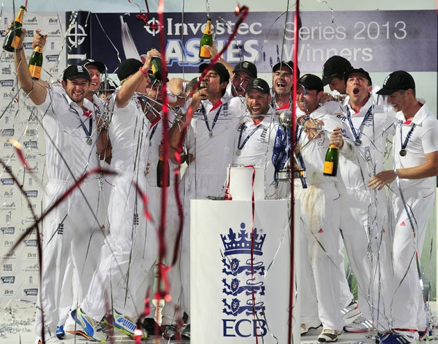 England vs Australia: Ashes finale ends in a dramatic draw