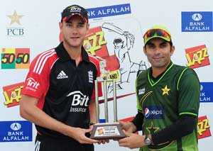 1st T20 Perview: England vs Pakistan