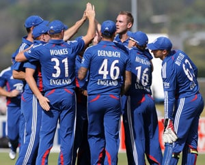 1st T20, Auckland: Statistical highlights from England's 40-run win
