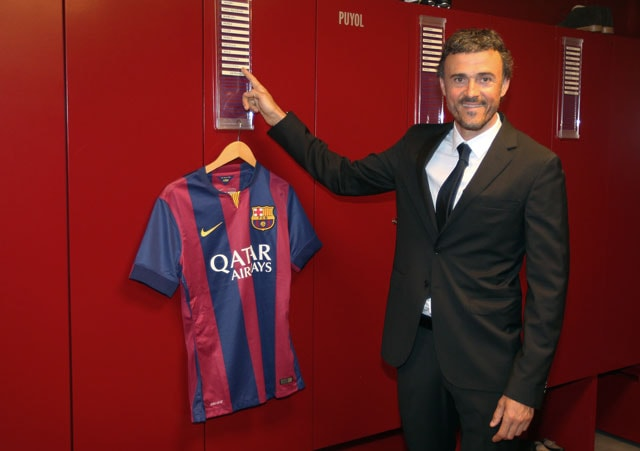 Barcelona's New Coach Luis Enrique Promises He Will Bring Positive Changes to Club