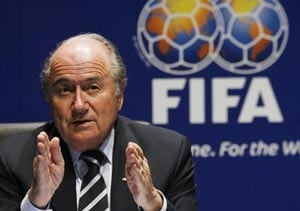 Blatter, Platini lament 'scourge' of match-fixing