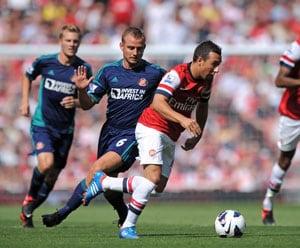 Liverpool suffer losing start, Arsenal held