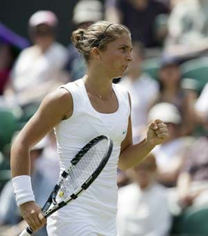 Top seed Sara Errani reaches Open GDF Suez semifinals