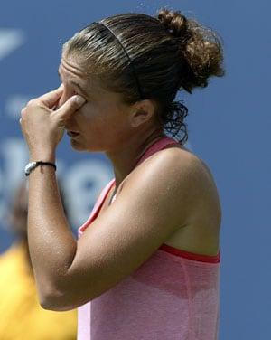 US Open: Serena Williams, Ana Ivanovic sympathise with Sara Errani crying game