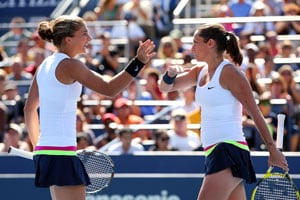 US Open: Sara Errani, Roberta Vinci capture women's doubles crown