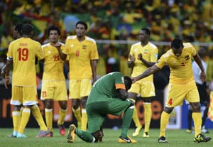 Ethiopia, Togo fielded suspended stars; how World Cup Africa zone standings would change
