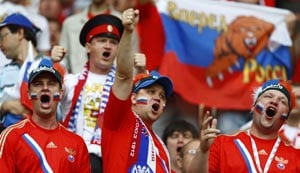 Euro 2012: Czechs win, violence breaks out