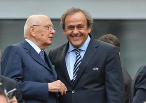 Platini suggests Euro 2020 be hosted across Europe