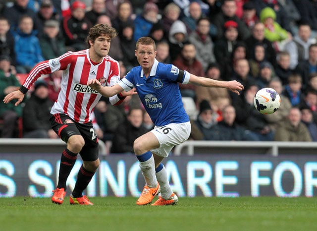 English Premier League: Everton F.C. beat Sunderland 1-0 to move into top 4, Tottenham grab 3-3 draw over West Brom