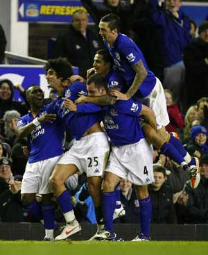 Indonesia to sue English football club Everton