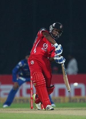 CLT20 Live Cricket Score: Evin Lewis