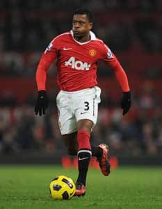 EPL: Manchester United back in title race, says Patrice Evra