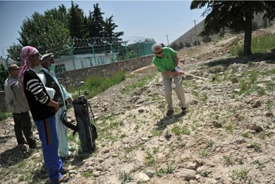 Afghanistan: Home to 'world's most extreme golf'