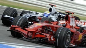 Rule changes see more overtaking in F1 in 2011
