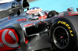 Soft-wearing tyres faze drivers and teams