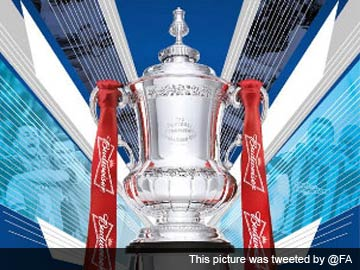New Trophy for 143-year-old FA Cup