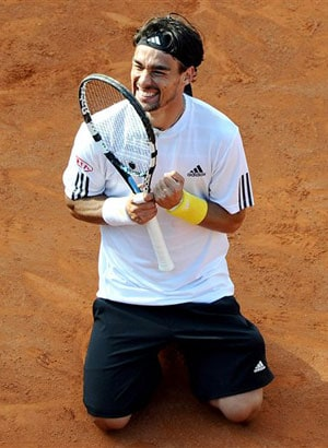 Fabio Fognini wins Mercedes Cup for 1st title
