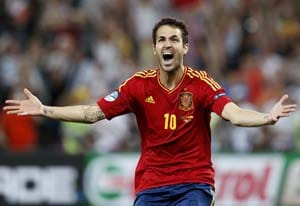 Confederations Cup: Spain's Cesc Fabregas, Roberto Soldado doubtful for semi-final against Italy