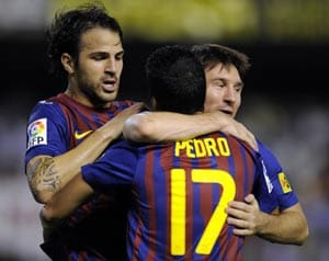 Criticising Messi is unfair: Fabregas