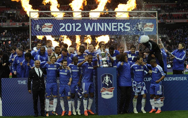Chelsea beat Liverpool 2-1 to win FA Cup