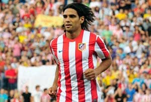 Monaco plan swoop for Radamel Falcao, says report