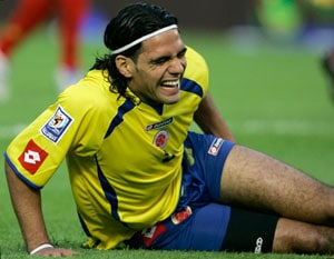 Colombia striker Radamel Falcao may be fit for FIFA World Cup