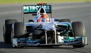 Fan power may lead to ban on new F1 car noses