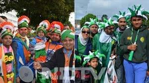 India vs Pakistan: A show of Asian solidarity at Edgbaston