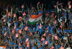 Absence of Pakistan fans robs of bipartisan support, colour