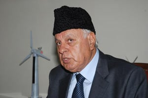 Politicians in sports necessary: Farooq Abdullah