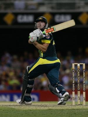 Australia vs England: James Faulkner records third highest ODI score by a number nine batsman