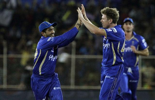 IPL 7: Rajasthan Royals Thrash Delhi Daredevils by 62 Runs in Ahmedabad