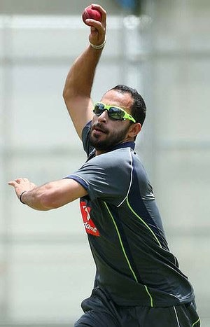 Leg-spinner Fawad Ahmed on brink of Australian citizenship
