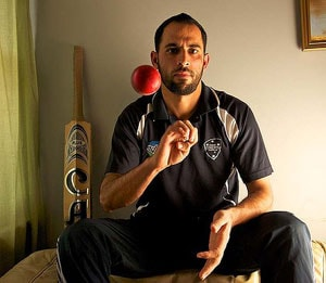 Fawad Ahmed: Pakistan asylum-seeker dreams of Australia call-up