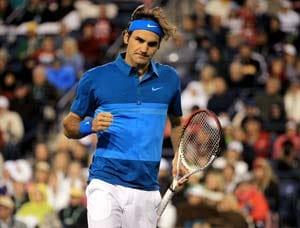 Roger Federer struggles to win Hamburg opener