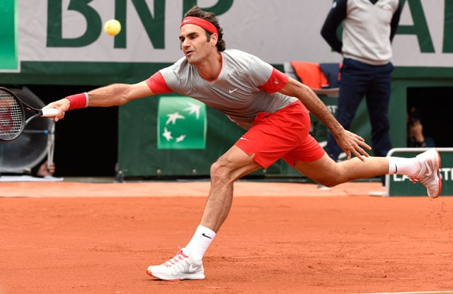 French Open: Roger Federer Racks Up Record-Equalling 59th Win at Roland Garros
