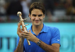 Federer wins Madrid Masters, takes number two spot